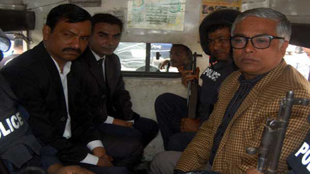 নারায়ণগঞ্জে বিএনপি নেতা সাখাওয়াত আটক