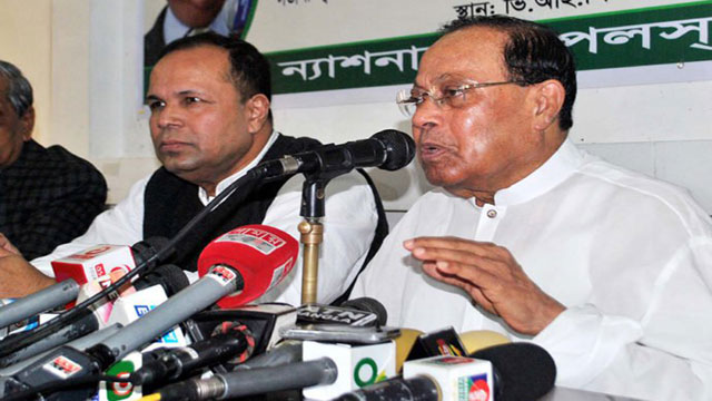 AL does not have the guts for snap polls : Moudud