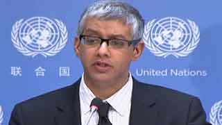 UN on unaltered position about BD situation