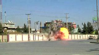 আফগান টিভি স্টেশনে হামলার দায় স্বীকার আইএসের : নিহত ২