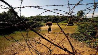 সীমান্তে মাইন বিস্ফোরণে বাংলাদেশি কিশোর আহত