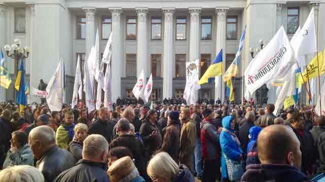 US asks Ukraine to fight against corruption