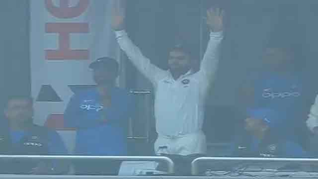 Virat Kohli's angry declaration after Sri Lanka players complain of pollution