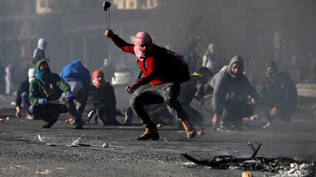 Israeli retaliation strikes kill two Palestinian gunmen in Gaza