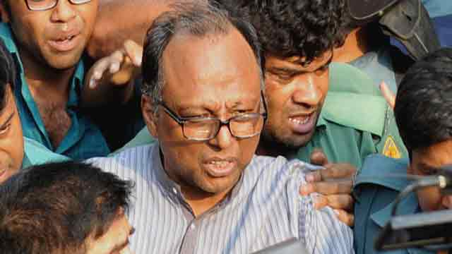 Amar Desh Editor Mahmudur sued for 'derogatory remarks' on Bangabandhu, PM