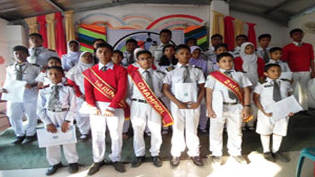 গাজীপুরে ইকবাল সিদ্দিকী এডুকেশন সোসাইটির বিজ্ঞান মেলা অনুষ্ঠিত