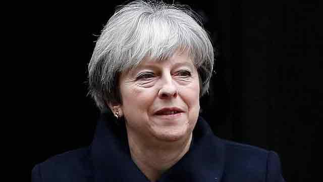 Bangladeshi-British man held over 'plot to kill PM May'