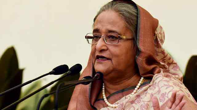 Trump's decision on Jerusalem unacceptable: Hasina