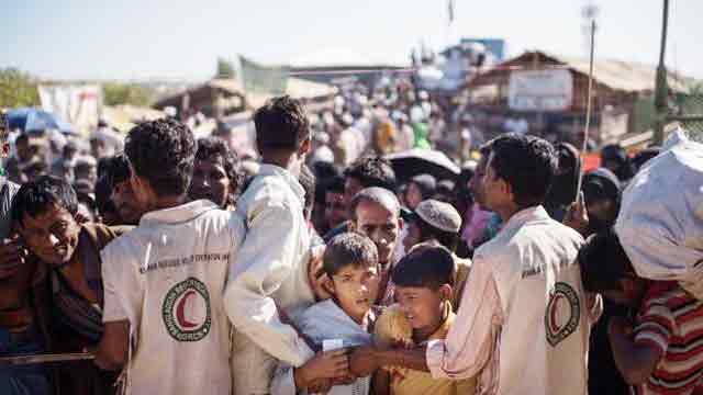 UNHCR condemns violation against Rohingyas, adopts resolution