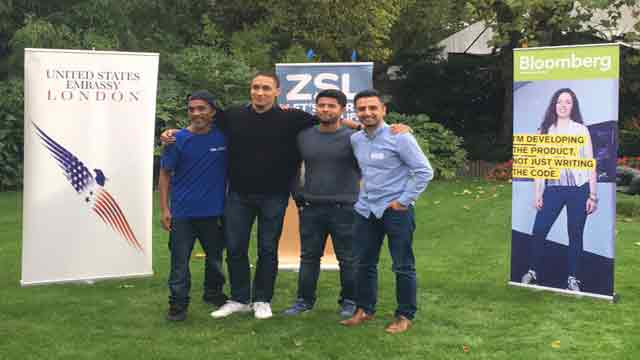 Team ODINN wins the Zoohackathon 2017